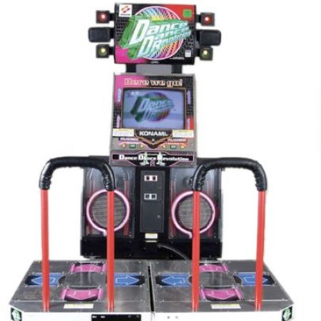 Dance Revolution Hire