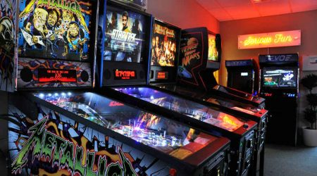 Pinball Machines Hire