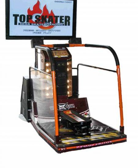 Skateboard Simulator Hire